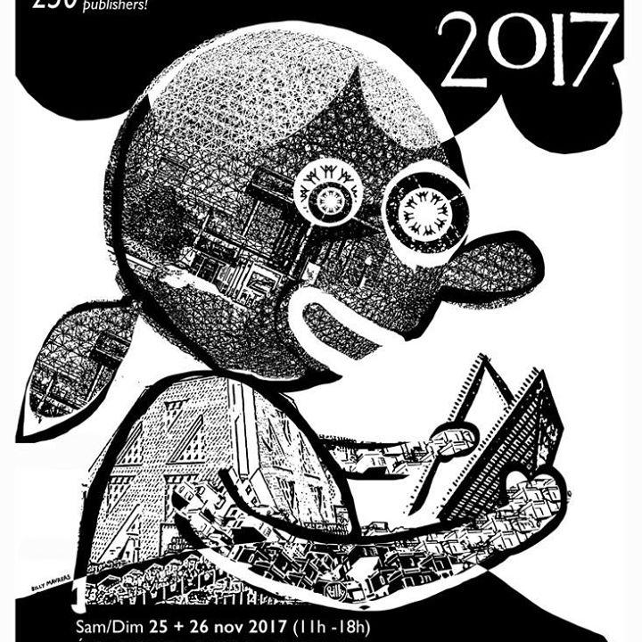 Pour la première fois, nous participerons à Expozine 2017, un événement organisé par Arcmtl…