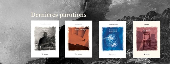 Les éditions Sémaphore updated their cover photo
