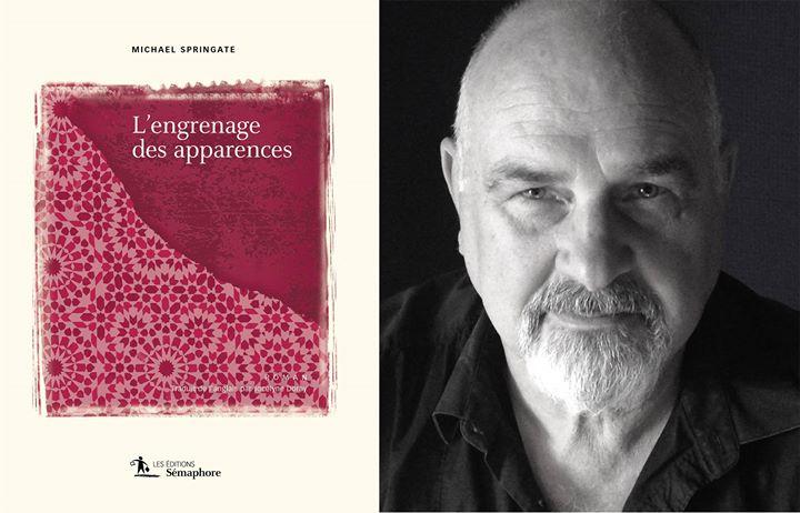 «L'ENGRENAGE DES APPARENCES» En librairie aujourd'hui ! Un nouveau roman émouvant, réfléchi et polarisant…