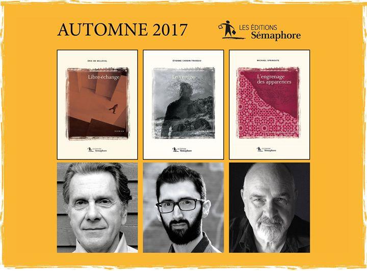 Téléchargez gratuitement les extraits de ces trois romans fabuleux parus cet automne aux Éditions…