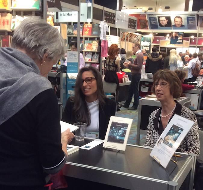 La 38e édition du Salon du livre de l'Outaouais fut un réel succès! Trois… (via facebook)