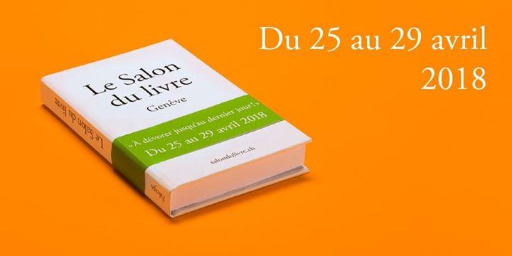 32e salon du livre de Genève Les auteurs Lise Demers, Nathalie Lagacé et Patrick… (via facebook)