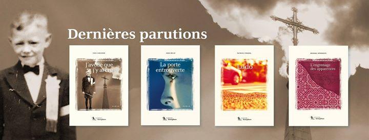Les éditions Sémaphore added a new photo (via facebook)