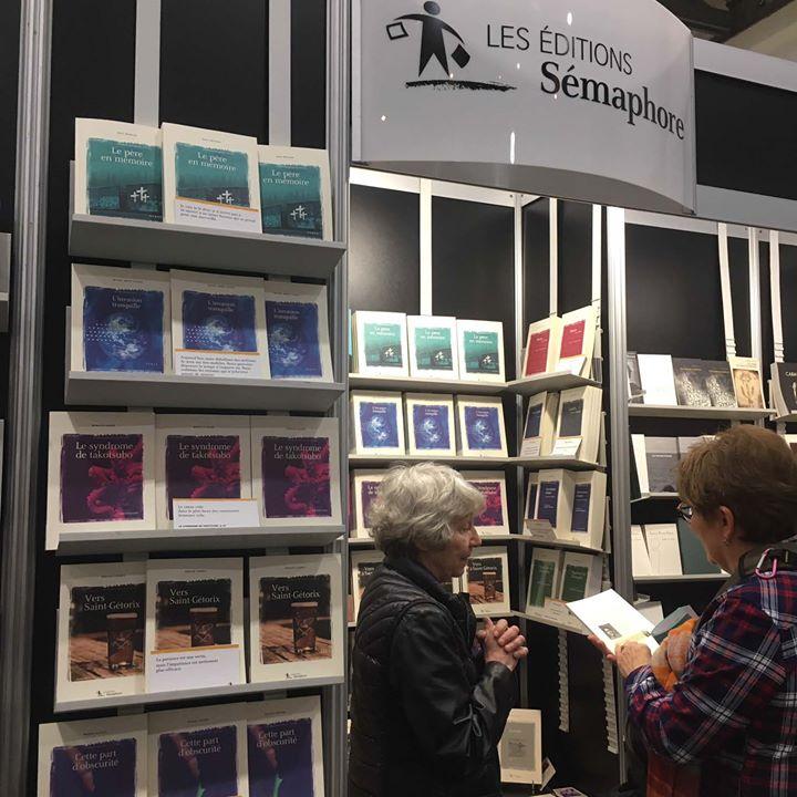 Les éditions Sémaphore added 5 new photos (via facebook)
