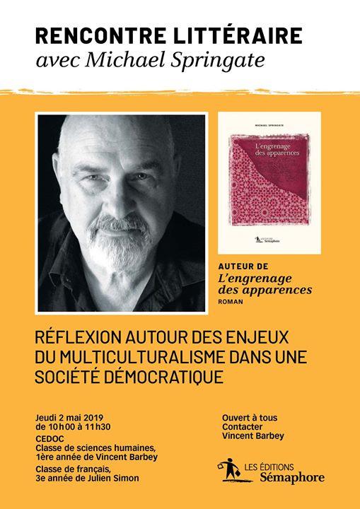 Nos auteurs au Salon du livre de Genève sortent parfois du Salon! (via facebook)