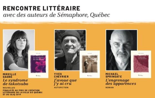 À 19 h, au Salon du livre de Genève. Bienvenue, amis suisses! (via facebook)