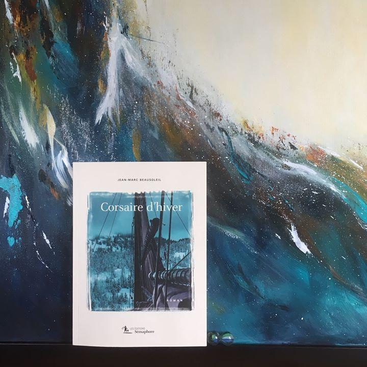 Culture Hebdo AIME le Corsaire d'hiver, nouveauté de Jean-Marc Beausoleil! Tout savoir ou presque… (via facebook)