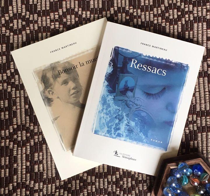 France Martineau à tout jamais «Ce roman est magnifiquement écrit, cette affirmation mérite l'entrée… (via facebook)