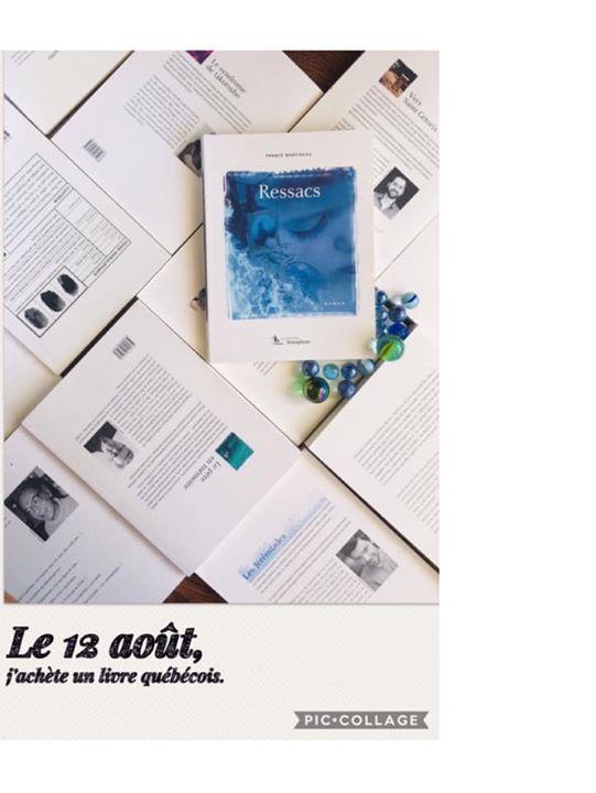 Pour le #12août, un récit qui vous retourne? «Un texte puissant qui se dépose… (via facebook)