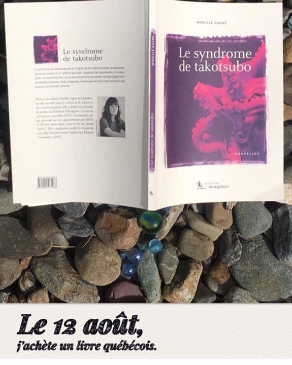 Pour votre achat du #12août, on a de bonnes nouvelles Le recueil de nouvelles… (via facebook)