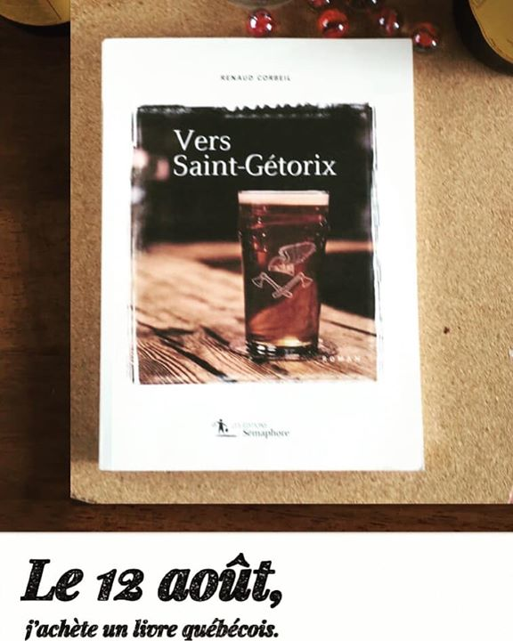 PROpOSITION joyeuSement DÉCaLÉE pour LE #12août À Saint-Gétorix-de-la-Rivière-aux-Chaudrons, le clan mène une réflexion sur… (via facebook)