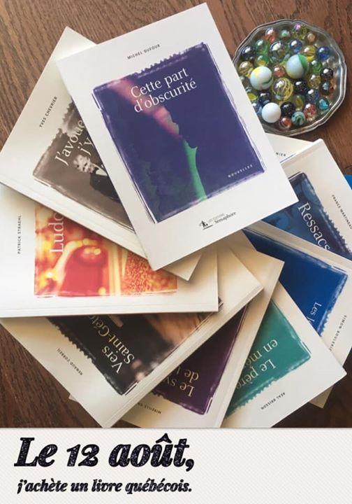 #12août Nos nouvelles, nos romans, nos COULEURS sont faciles à trouver en librairie. Bouquinez… (via facebook)